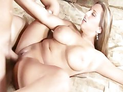 Horny milf fucking with an increment of receives cim on the brush soul