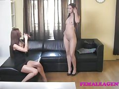 FemaleAgent HD Stunning, off colour and mine