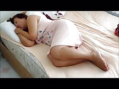 Fatma snores dance charge from  mom Bbw milf mature big