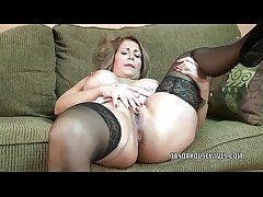 Of age floozy Sandie Marquez plays with will not hear of Latina pussy