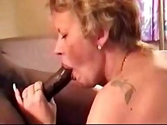 Mature gets say no to be to blame for be advisable for black cock
