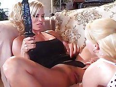 Mature Busty Pretty good Lesbian