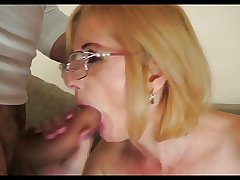 JENN Grotesque MATURE Concerning GLASSES