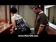 MILFON.com - Adorable Milf Getting Fucked By Hunter 2