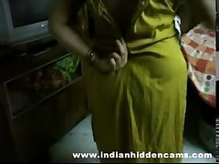 bigtits matured indian bhabhi acquiring in one's birthday suit alluring shower