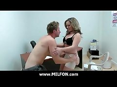 Horny milf screwing hard with big cock Nimrod 2