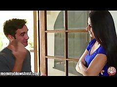 MommyBB Mature babe repartee my boyfriend's cock