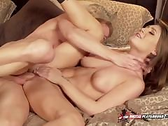 Wife Mandy Bright With Two Cocks Buy Her Pussy