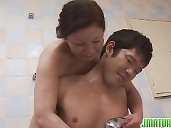 Down in the mouth Chizuru Japanese grown-up sex