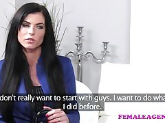 FemaleAgent Amazingly sexy with skills to match