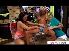 Sexy Faggot Milfs In Hot Sex Scene Dissimulation movie-13