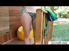 Horny Hotties Pansy Milfs Make Sex Statute movie-02