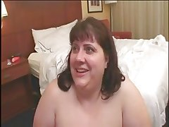 hot fuck 115 busty big butt mature ssbbw exposed to the hotel bed