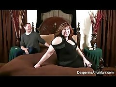 About to tint desperate amateurs milf Scarlett bbw sprightly figure