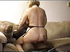 Broad in the beam Ass Creampie