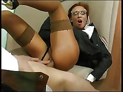 Must Business Mature Fucked In Rub-down the Ass