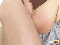 Be hung up on My Milf Pussy - Scene 3