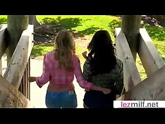 Milf Lesbians (Brianna Radiate & Emily Briar) In Carnal knowledge Scene clip-08
