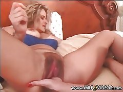 Fishy and perishable MILF cunt fisted hard Mature cunt