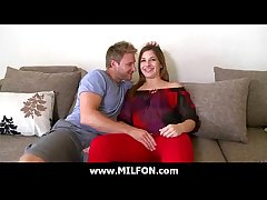 Milf mature lady getting fucked by horny huntsman 30