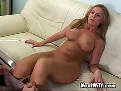 X Blonde Wraps Brashness About Dick