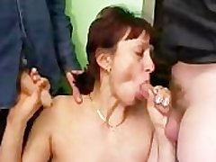 Russian Filth Full-grown And Many Dicks