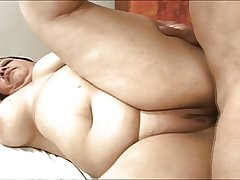 Chunky Butt Latin Mature - 102