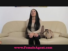 FemaleAgent. Gymnast flexible fuck