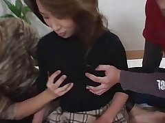 Japanese Mature Anal with an increment of DP 3 (Uncensored)