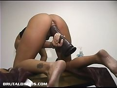 Japanese milf clit stimulated with toys