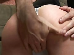 Chubby amateurish fit together homemade blowjob and fuck