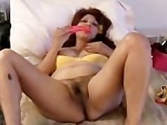 Chubby mature latina second-rate