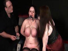 Of age Tribadic Slavegirls Extraordinary Punishment