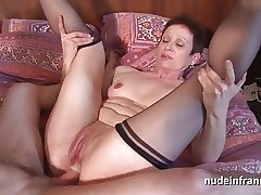 Simmering french of age parrot vaginal plugged plus sodomized