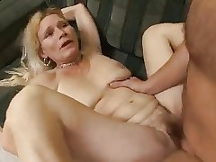 Mature spread out and young scrounger - 54