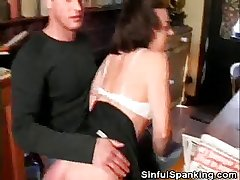 Older Woman Steff Loves Some Spanking