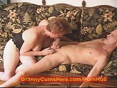 Impregnating a very age-old GRANNY