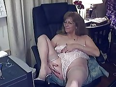Spectacular granny with glasses 2