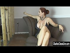 Horny MILF Charlee Chase�s Pussy Needs Pleasing