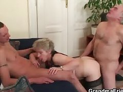 Hot threesome corroboration pussy masturbating