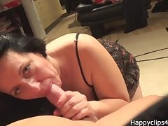 Alisa grown-up woman loves around suck