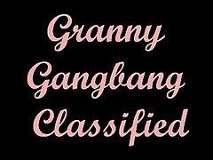 Granny Gangbang Advert