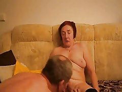 Granny masturbating apart from boy affiliate