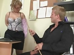 Mature office VIP him fellow-feeling a amour her hard