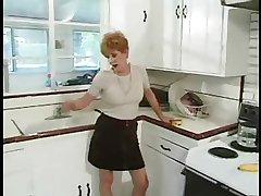 Red Inert Granny Needs Your Sperm!