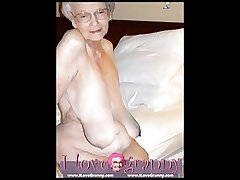 ILoveGranny Old woman,lady coupled with mature in like manner her overt company