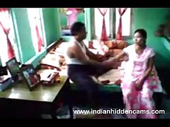 Mumbai Couple Homemade HiddenCam Hardcore Indian Copulation
