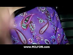 Spectacular milf fucked by hunter 24