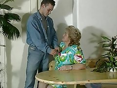 Prudish granny