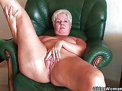 British horniest housewives honestly masturbate than dusting